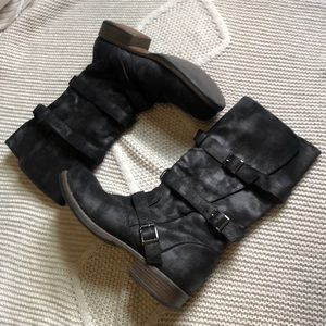 Crown Vintage Slouchy Moro Boot